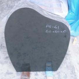 Gravsten Hjärta 6
